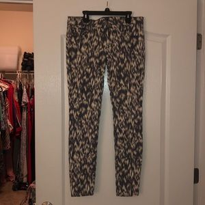 Express Patterned Work Pants!